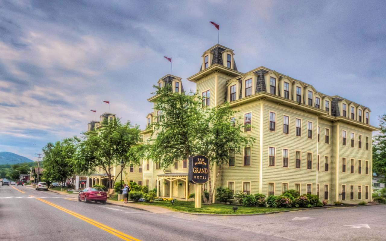 Bar Harbor Hotels >> Bar Harbor Grand Hotel Bar Harbor Hotels Maine Com